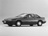 Nissan EXA Coupe L.A. version Type X (KEN13) 1988–90 wallpapers