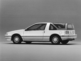 Nissan EXA Canopy L.A. version Type X (KEN13) 1988–90 wallpapers