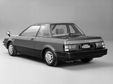 Photos of Nissan Pulsar EXA-E 1500 (N12) 1982–86