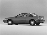 Photos of Nissan EXA Coupe L.A. version Type X (KEN13) 1988–90