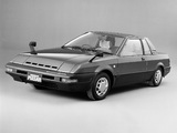Pictures of Nissan Pulsar EXA-E 1500 (N12) 1982–86