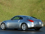 Images of Nissan Fairlady Z (Z33) 2002–07