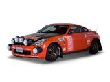 Photos of Nissan Fairlady Z Rally Car (Z33) 2005