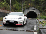 Photos of Nissan Fairlady Z Nismo (Z34) 2014