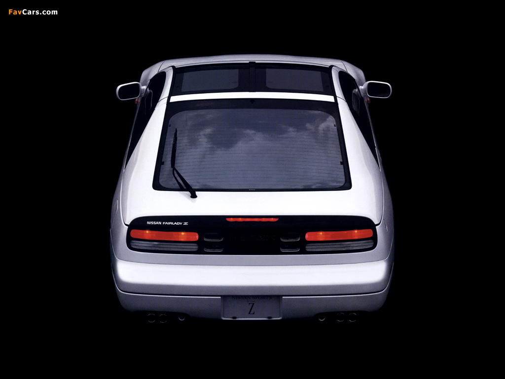 Pictures Of Nissan Fairlady Z 300zx 2by2 Gz32 1998 2000