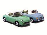Images of Nissan Figaro 1991