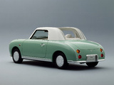Nissan Figaro Concept 1989 wallpapers