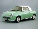Nissan Figaro 1991 images