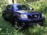 Images of Nissan Frontier Pro-4X Crew Cab (D40) 2009