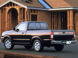 Nissan Frontier Regular Cab (D22) 1997–2001 wallpapers