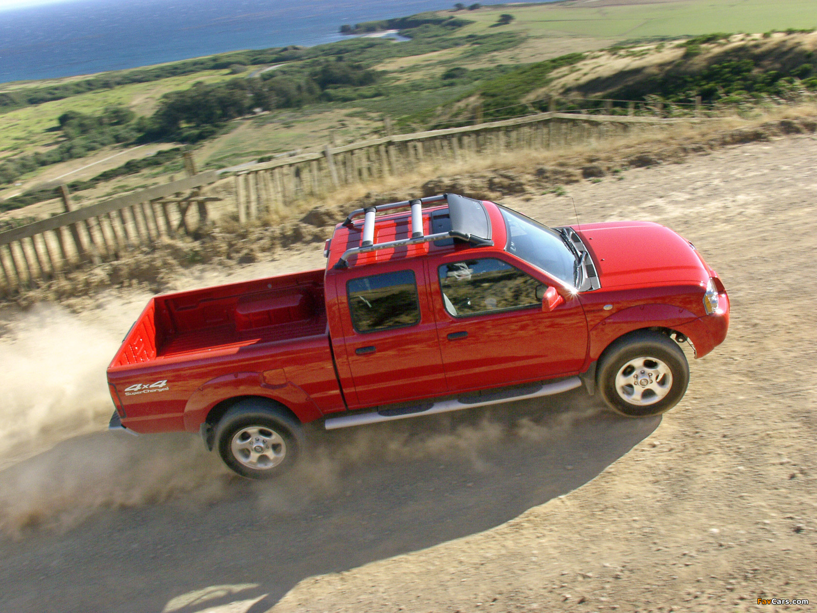 Nissan Frontier Crew Cab >> Nissan Frontier Crew Cab (D22) 2001–05 pictures (1600x1200)