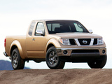 Nissan Frontier King Cab (D40) 2005–08 images