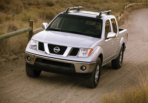 Nismo Nissan Frontier Crew Cab D40 200508 Photos