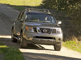 Nissan Frontier Crew Cab (D40) 2005–08 pictures
