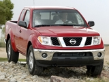 Nismo Nissan Frontier King Cab (D40) 2005–08 wallpapers