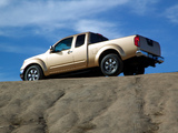 Nissan Frontier King Cab (D40) 2005–08 wallpapers