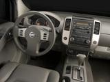 Nissan Frontier Crew Cab (D40) 2008–09 photos
