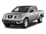 Nissan Frontier Crew Cab (D40) 2008–09 pictures