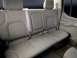 Nissan Frontier Crew Cab (D40) 2008–09 wallpapers