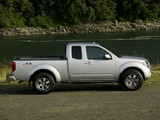 Nissan Frontier Pro-4X King Cab (D40) 2009 images