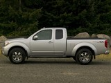 Nissan Frontier Pro-4X King Cab (D40) 2009 photos