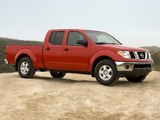 Photos of Nissan Frontier Crew Cab SE 2005–08