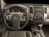 Photos of Nissan Frontier Crew Cab (D40) 2008–09
