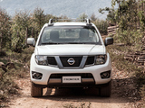 Photos of Nissan Frontier 10 Anos (D40) 2012