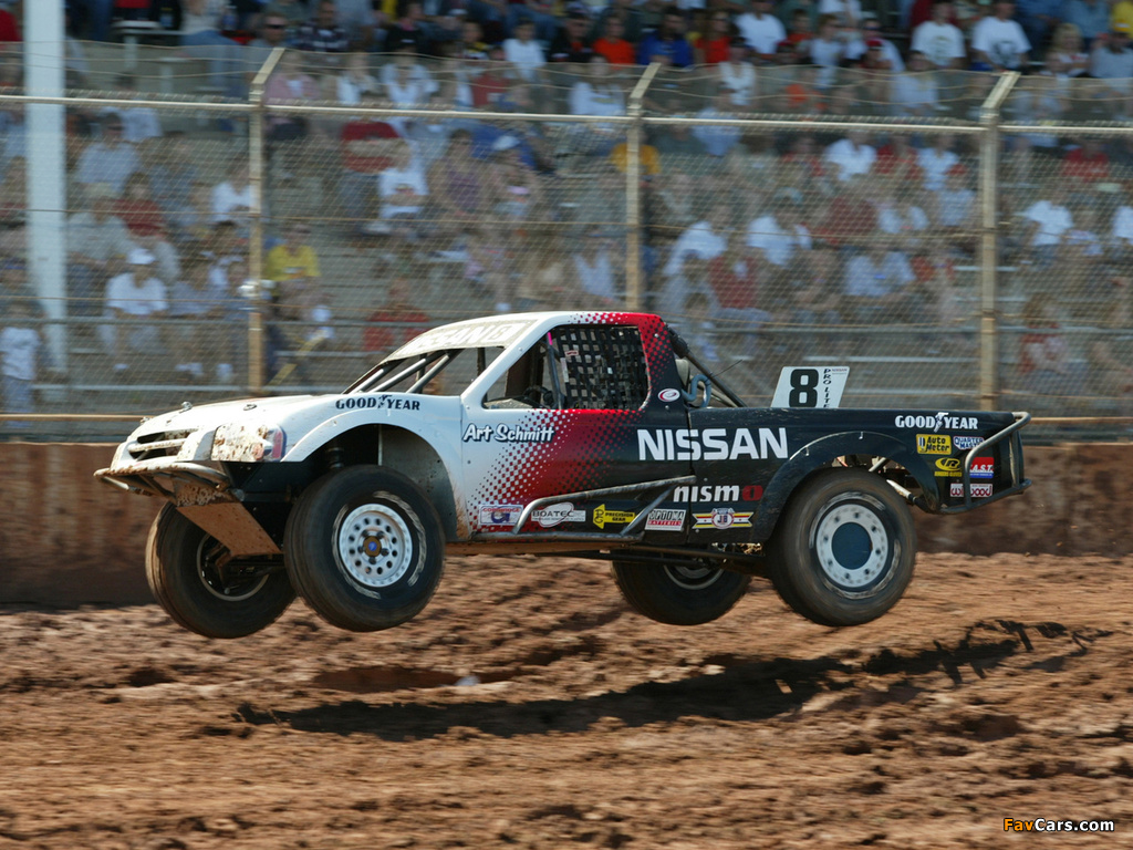 Photos of Nissan Frontier PRO 4x4 Race Truck (D22) (1024 x 768)