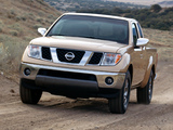Pictures of Nissan Frontier King Cab (D40) 2005–08