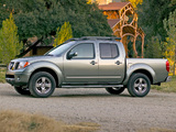 Pictures of Nissan Frontier Crew Cab (D40) 2005–08