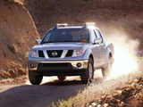 Pictures of Nismo Nissan Frontier Crew Cab (D40) 2005–08