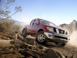 Pictures of Nismo Nissan Frontier King Cab (D40) 2005–08