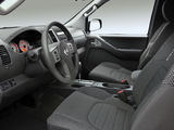 Pictures of Nissan Frontier Pro-4X Crew Cab (D40) 2009