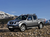 Pictures of Nissan Frontier Crew Cab (D40) 2009