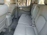Nissan Frontier Crew Cab (D40) 2005–08 wallpapers