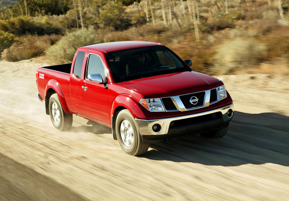 Nismo Nissan Frontier King Cab D40 200508 Wallpapers