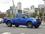 Nissan Frontier King Cab (D40) 2009 wallpapers