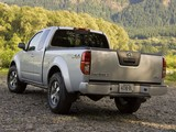 Nissan Frontier Pro-4X King Cab (D40) 2009 wallpapers