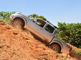 Nissan Frontier 10 Anos (D40) 2012 wallpapers