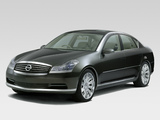 Nissan Fuga Concept (Y50) 2003 wallpapers