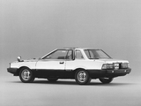 Images of Nissan Gazelle Turbo Coupe (S110) 1981–83