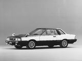 Pictures of Nissan Gazelle RS (S110) 1982–83
