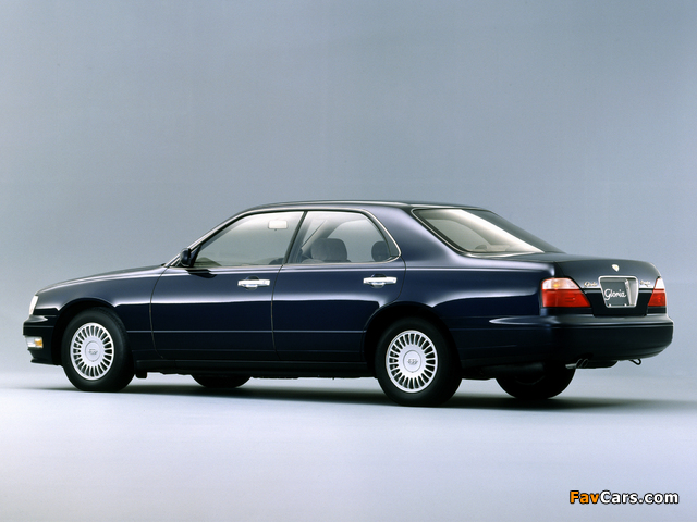 Images of Nissan Gloria Brougham (Y33) 1995–97 (640 x 480)