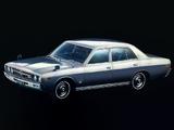 Nissan Gloria Sedan (230) 1971–75 pictures