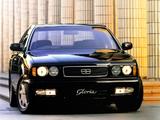 Nissan Gloria V30E Gran Turismo S (PY32) 1992-93 photos