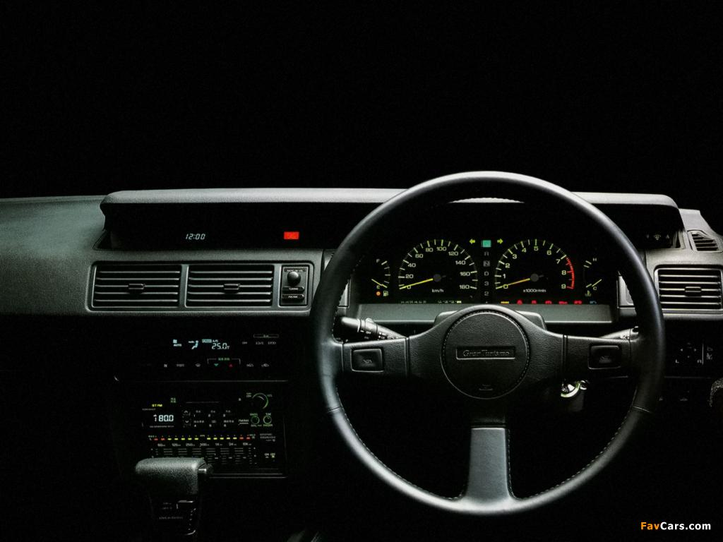 Photos of Nissan Gloria V20 Twincam Turbo Gran Turismo SV Hardtop (Y31) 1989-91 (1024 x 768)