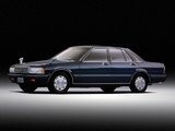 Nissan Gloria V20E Classic SV Sedan (Y31) 1987-89 wallpapers