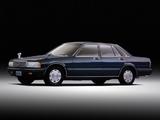 Nissan Gloria V20E Classic SV Sedan (Y31) 1987-89 wallpapers