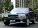 Nissan Gloria V20 Twincam Turbo Gran Turismo SV Hardtop (Y31) 1989-91 wallpapers